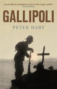 Gallipoli Book Cover